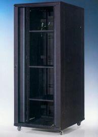 厂家批量直销 网络机柜 机柜1米 18U机柜深圳 广州标准网络机柜