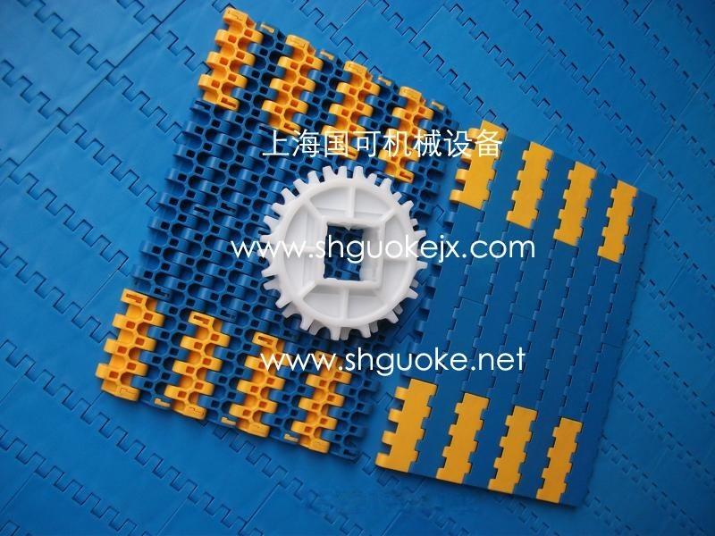 上海2520网带/2520平板网带/瓦楞纸输送网带/POM塑料网带/PP塑料网带