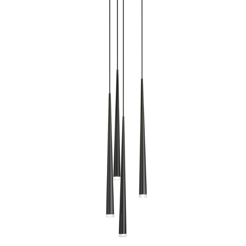 Vibia Slim 纖細錐形LED吊燈