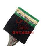 蘇州匯成元電子供應I-PEX 20454-240T TO20455-040E 測試轉接混線