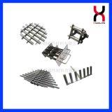 厂家直销 钕铁硼 强磁 磁力架 注塑机除铁器 可定制不同规格