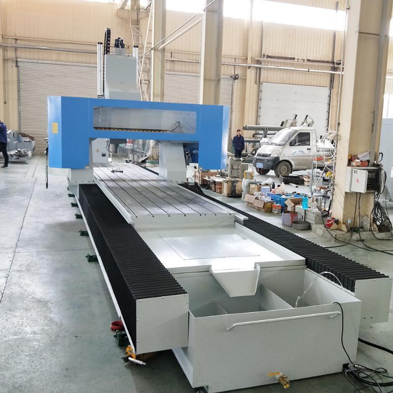 轨道交通加工中心动车铝型材加工设备