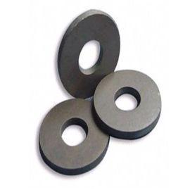 厂家直销 环形强磁块 铁氧体永磁圆形强磁铁 强力磁铁片