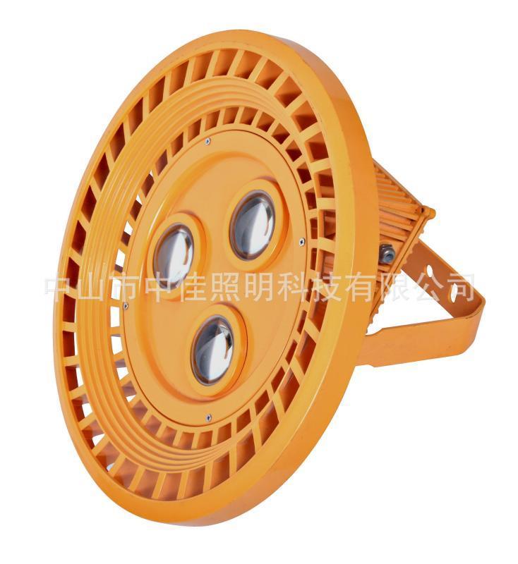 圓形led工礦燈外殼 150W壓鑄集成防爆工礦燈套件 倉庫照明燈具