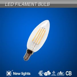 C35 4W LED灯丝灯泡
