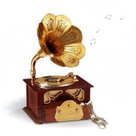 音乐盒,留声机音乐盒