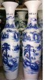 陶瓷大花瓶,景泰蓝花瓶