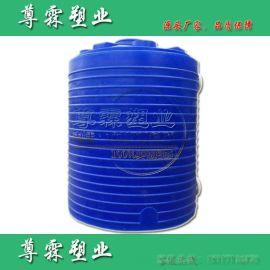 蚌埠塑料水箱 10立方塑料水塔 耐酸碱pe化工储罐