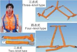 厂家供应救生器材,救生艇安全带,救生艇用带子