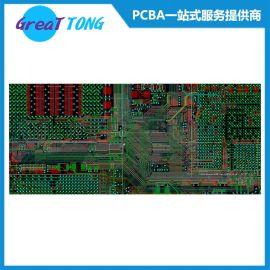 PCB印刷线路板设计打样公司深圳宏力捷量大从优