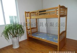 郑州工地上下床厂家、郑州员工上下床厂家、实木上下床厂家图片