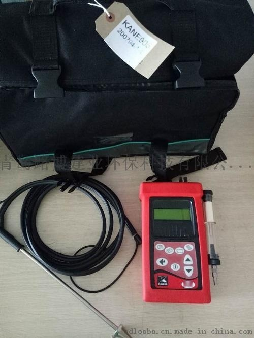KANE905 手持式煙氣分析儀青島路博山東供應