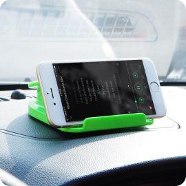 可旋转带防滑手机支架 懒人桌面手机座车载手机架 平板托架