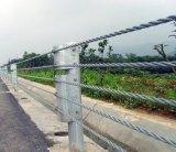景区缆索护栏厂家、缆索防撞栏、钢丝绳护栏