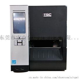 TSC MH240T不干胶标签打印机人性化设计印字