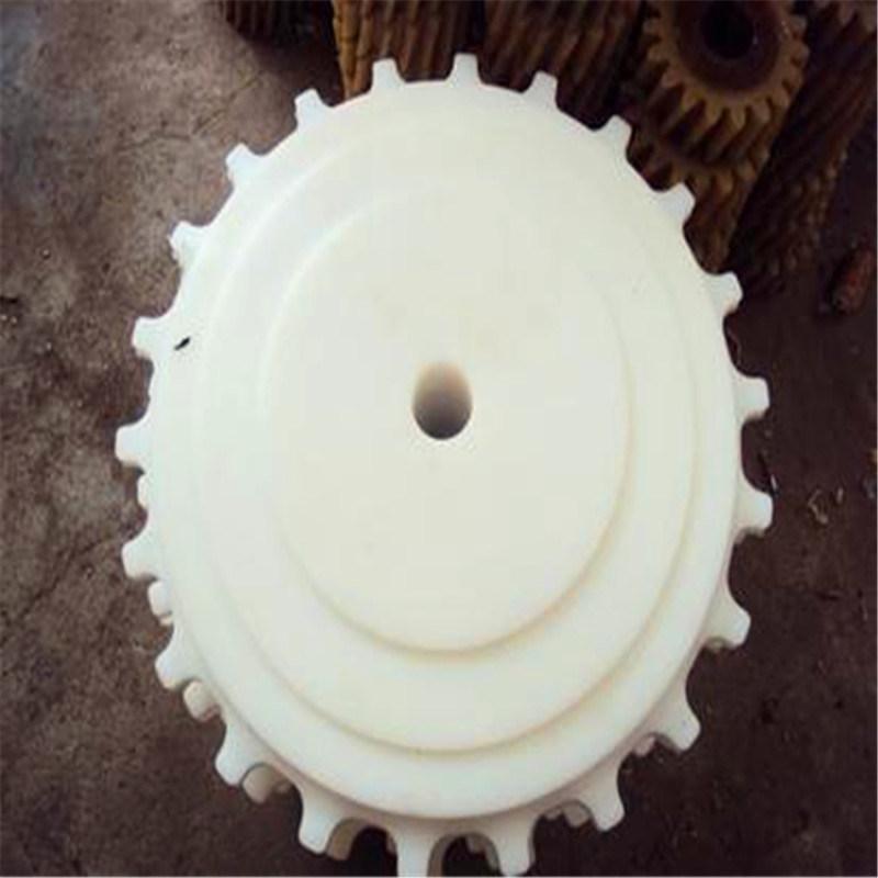 厂家供应 塑料尼龙齿轮 塑料注塑件加工
