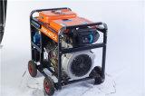 小型6kw柴油发电机,开架式
