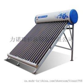 简析壁挂式太阳能热水器的工作原理
