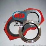 廠家直銷大象泵車配件拖泵眼鏡板切割環
