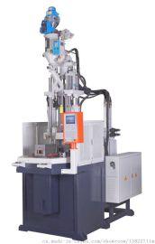 厂家供应家用电器插头注塑成型圆盘立式注塑机