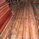 现货铜棒 T2紫铜棒 装饰铜棒 定尺铜棒 可定做