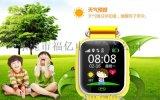 琦億彩屏兒童電話手表防水定位男女孩小學生防丟手機