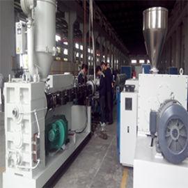 100KG PET回收造粒生产线