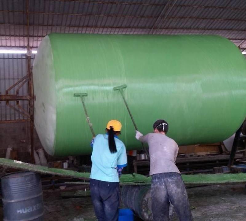 玻璃钢化粪池隔油池消防池蓄水池厂家直销