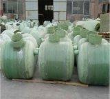 玻璃鋼化糞池隔油池 污水一體化處理設備抗壓強度高