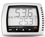 LCD顯示屏溫溼度計 testo 608-H1