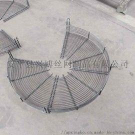 定制异形风机防护罩 半圆风机罩 扇形风机网罩