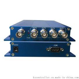 快视电子KS-WSD1 SDI字幕机 字符叠加器