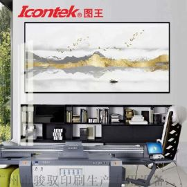 图王 家装油画/装钸画打印机 3020平板打印机厂