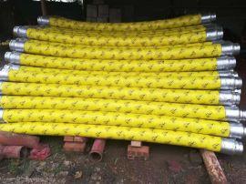 混凝土输送橡胶软管 拖泵高压软管 桩机管道软管