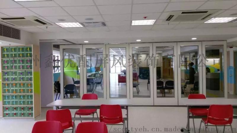 深圳酒店活动隔断,折叠门,推拉门,厂家一手货源直销