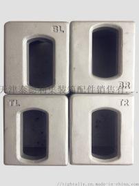 ISO1161精密压铸铝集装箱箱角 铝合金角件