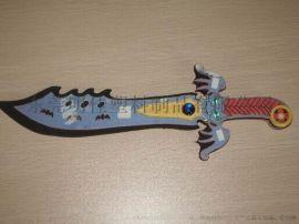 廠家直營EVA刀劍玩具、定製加工