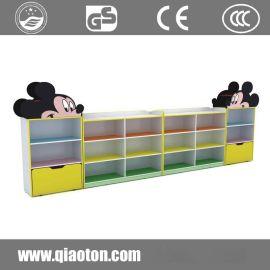 儿童防火板柜子幼儿园玩具柜收拾柜玩具架储物柜