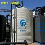 重慶30噸/30方塑料水箱、PE儲罐、塑料儲罐廠家