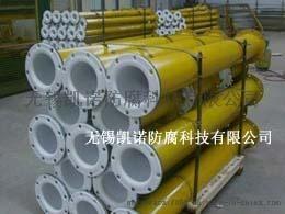 内衬PO管道 内衬PO钢塑复合管厂家