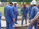 苏州吴江北厍镇化粪池清底、隔油池清底工作