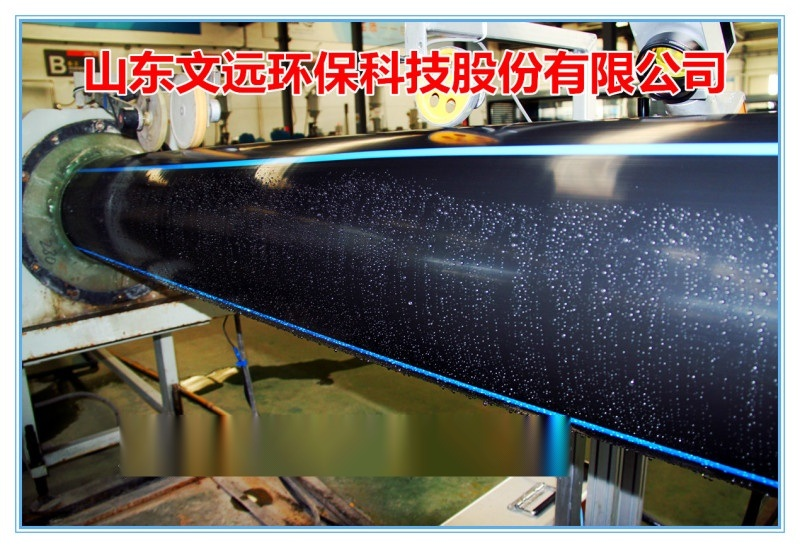 山东大口径PE管材,市政给水管材,800一次成型PE管件,800PE管,市政PE管招代理