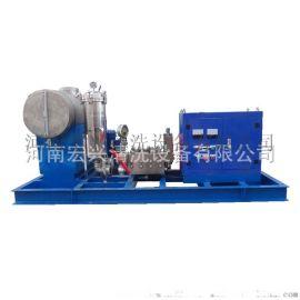 电驱动高压清洗机 防腐工程除锈除漆 氧化层清除