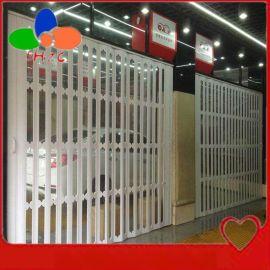 现货供应 PVC折叠门 吊装pvc门 折叠门