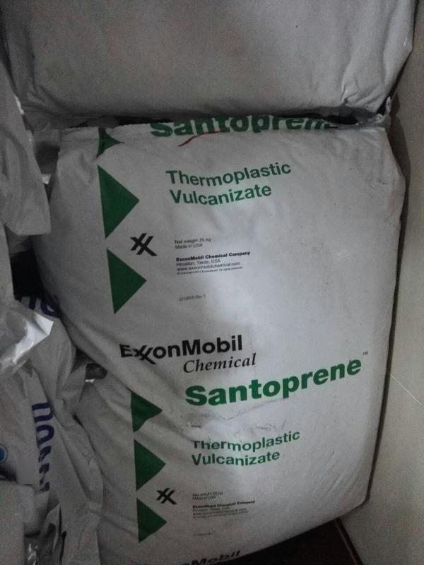 室外应用料TPV 埃克森美孚 151-70W256 耐化学性TPV