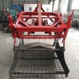藥材收穫機黨蔘丹蔘黃芪收穫機 振動篩式藥材收穫機