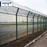 机场专用安全防护网 厂家直销绿色机场护栏网 Y型防护网带刀片