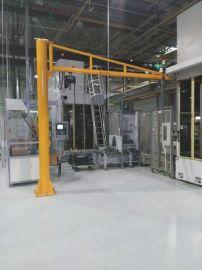 厂家生产柱式悬臂吊价格优惠立柱式悬臂起重机