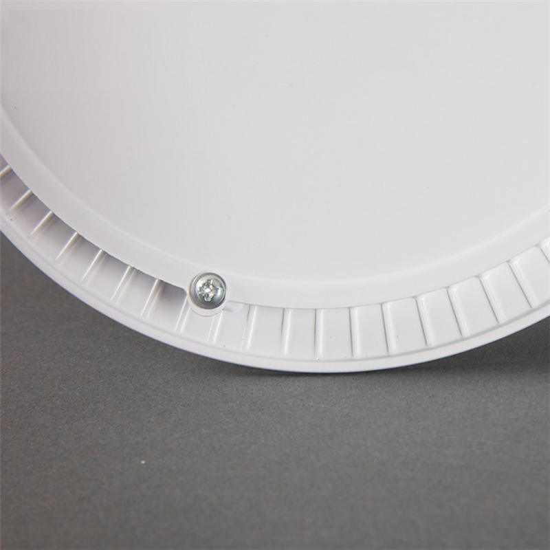特價led面板燈 方形圓形 6W壓鑄防霧筒燈3.5寸天花板孔