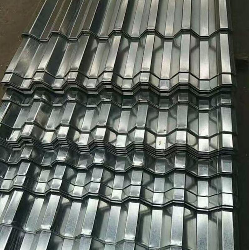 河北供应YX35-125-750型单板 0.3mm-1.5mm厚耐腐蚀压型板/坲碳漆层横挂板/高强度高度锌压型板